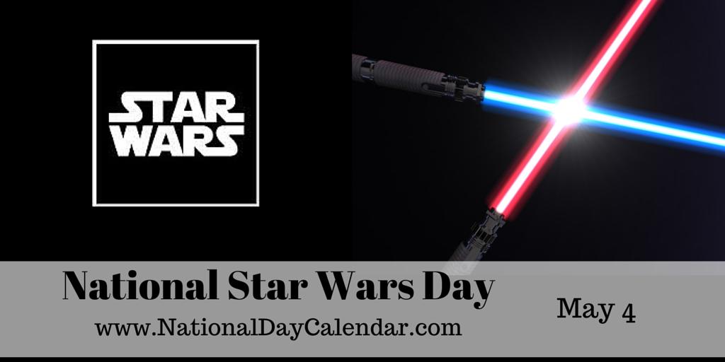 May 4, 2015 – National Star Wars Day – National Orange Juice Day