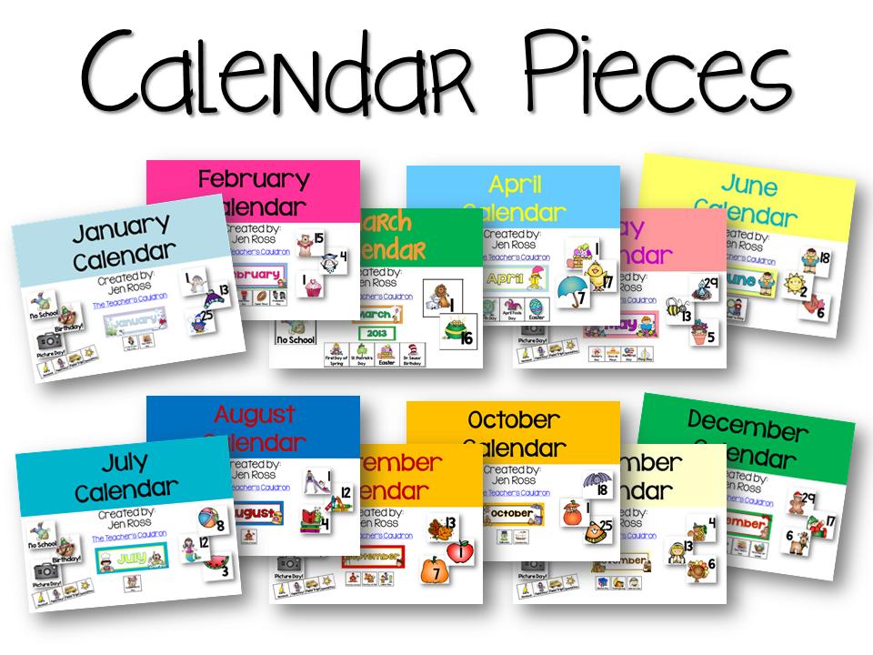The Ultimate Calendar Bundle
