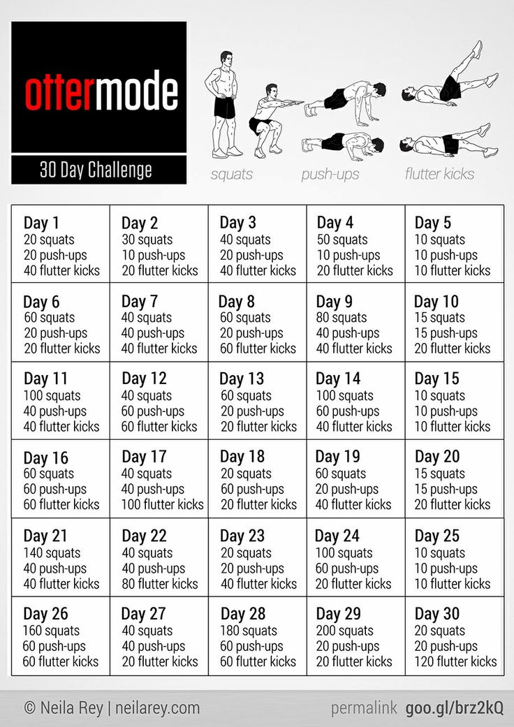 1000+ Images About Workout Challenges On Pinterest