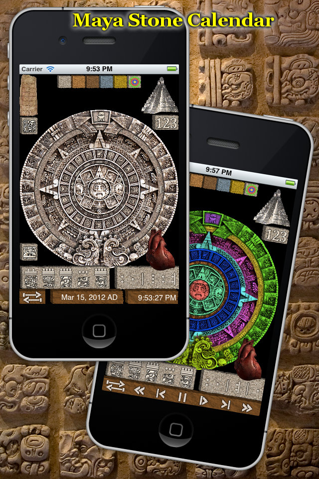 12 12 12  Mayan Calendar Comes To Life And Speaks Mayan Date As No