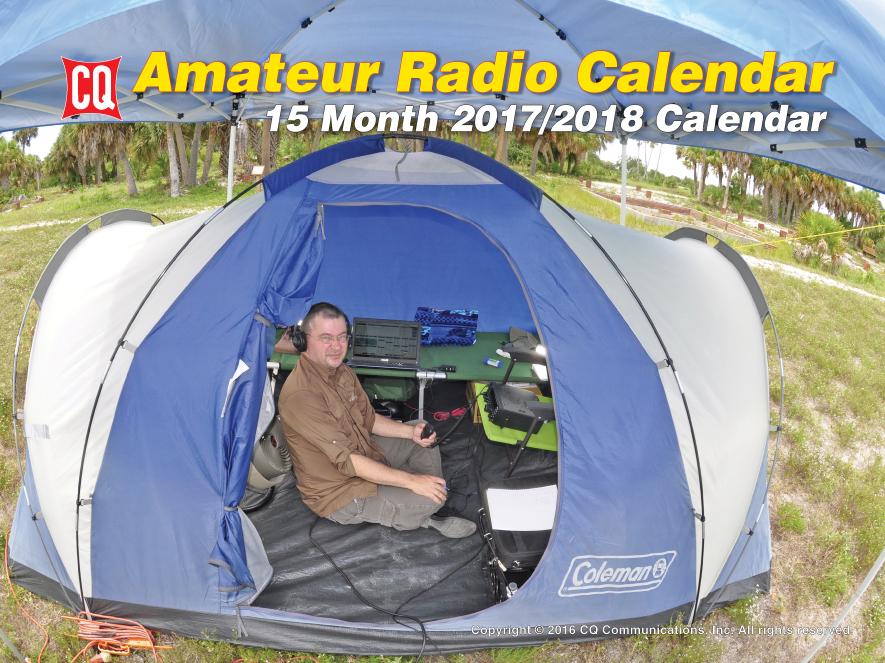 2017 18 Cq Amateur Radio Operators Calendar – Shipping To A U S