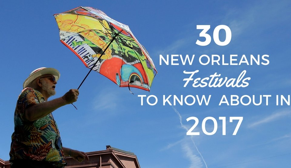 30 New Orleans