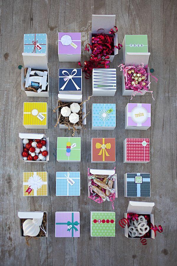 Calendar Ideas Y : Advent calendar ideas for adults template