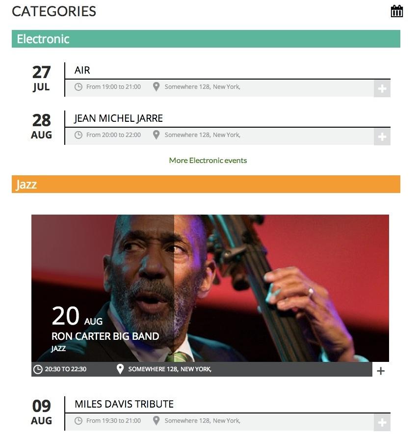 Chronosly Event Calendar WordPress Plugin By Chronosly