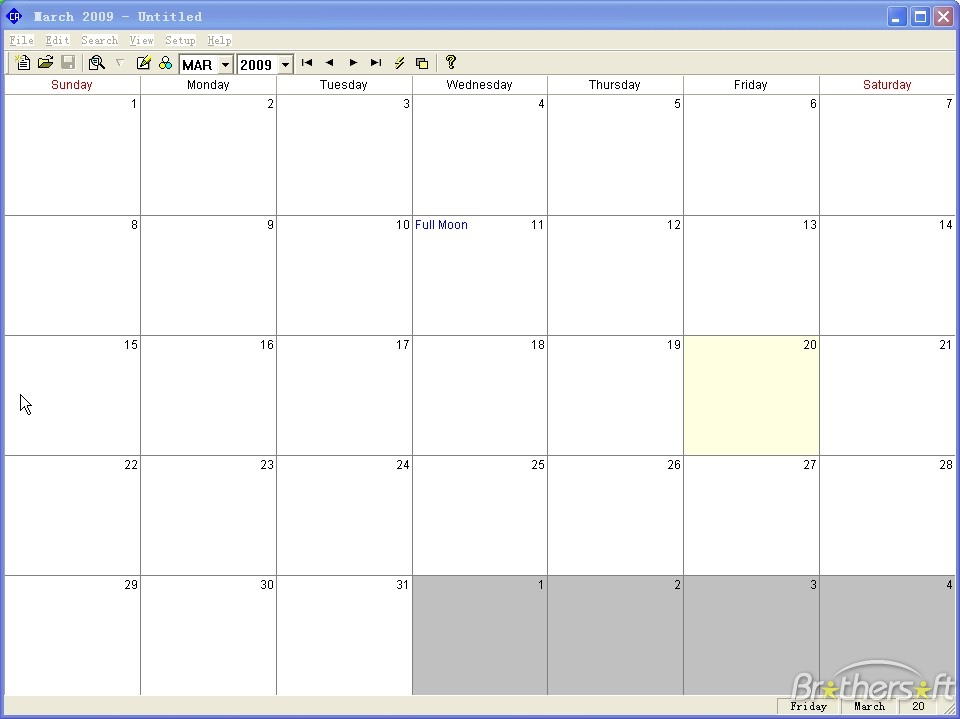 Download Free Calendar Program Pro, Calendar Program Pro 2 0 Download