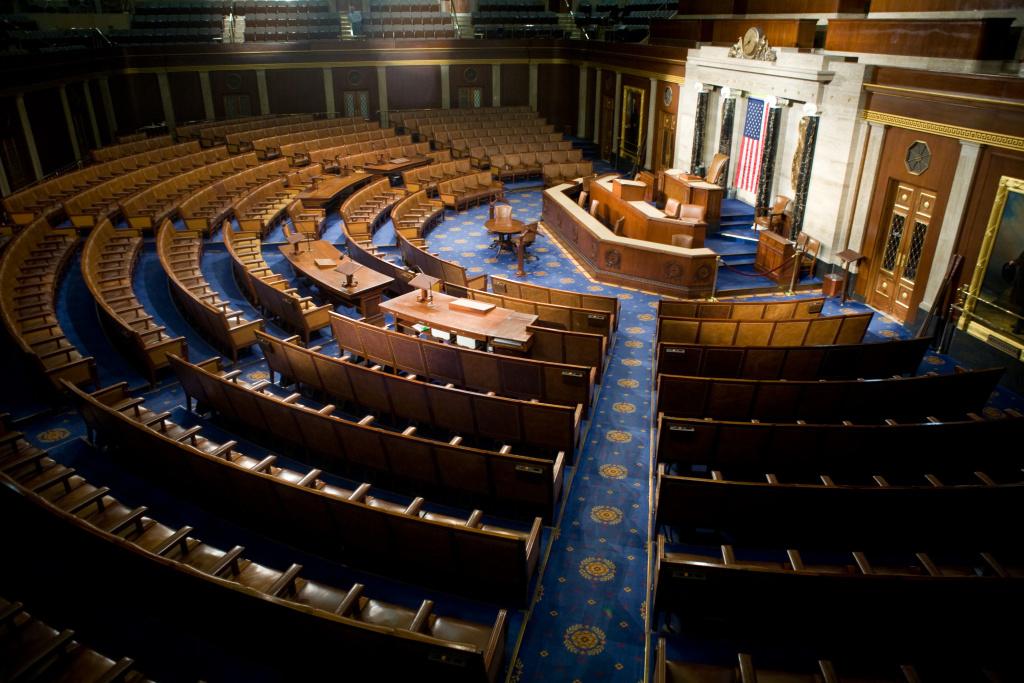 Empty Calendar  Is Congress Working
