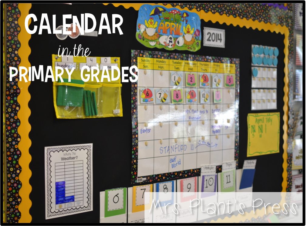 Every Day Counts  Calendar Board