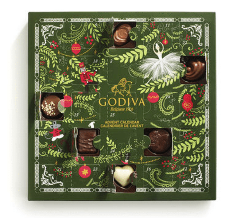 The Best Chocolate Advent Calendars For 2016!
