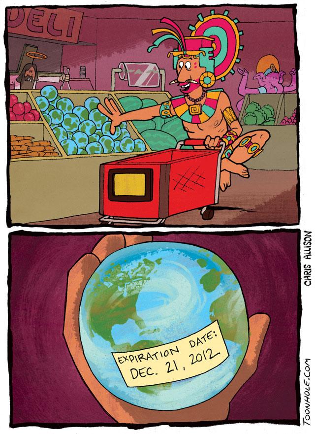 The Mayan Calendar 2012 – Toonhole