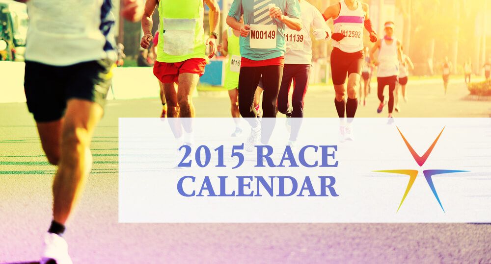 The Ultimate Race Calendar For Runners By Runners