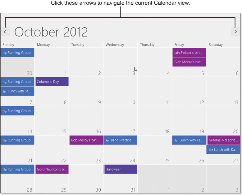 The Windows 8 Apps (part 1)