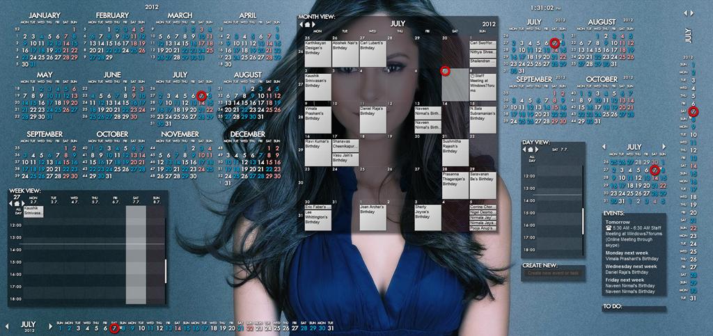 Calendar App For Windows 7