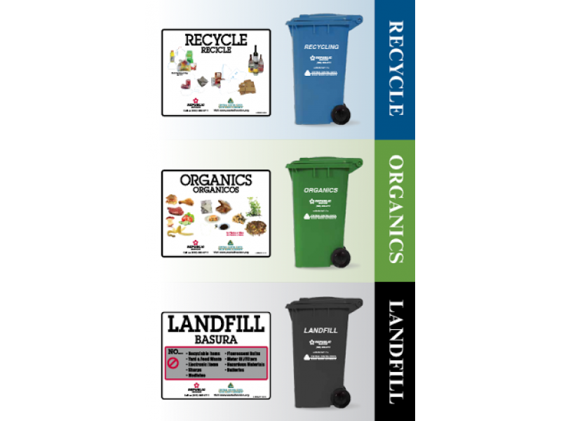 Changes Underway For Danville's Trash, Recycling And Organics