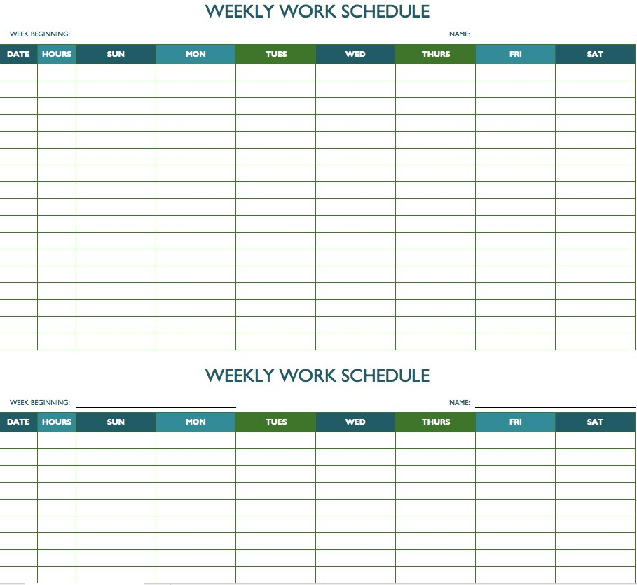 Create A Calendar From Excel