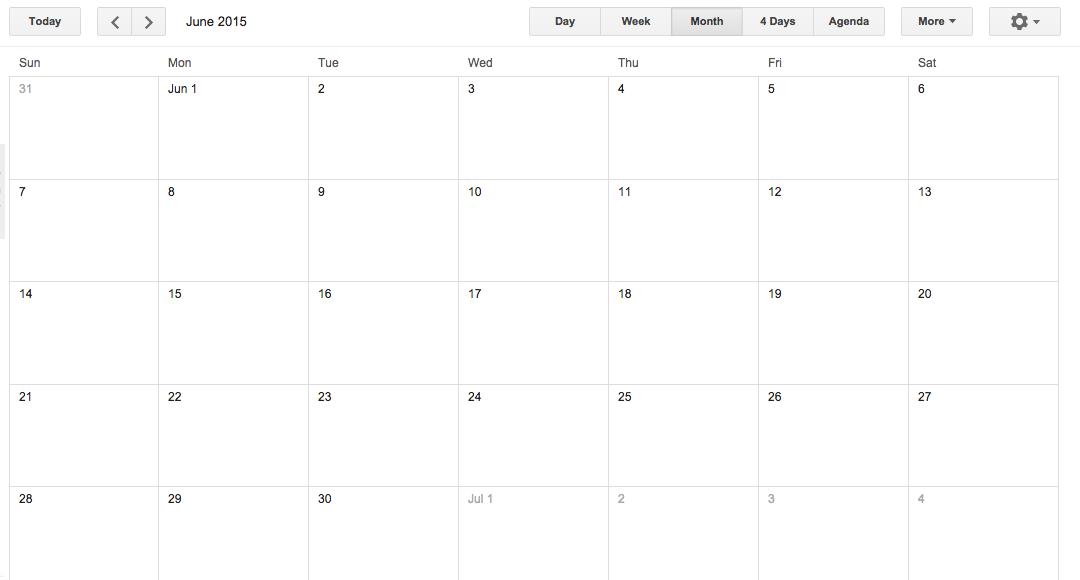 Editorial Calendar Template] Plan 2 Months Of Content