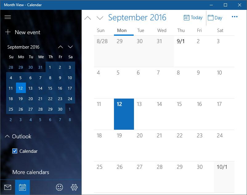Top 5 Best Calendar Apps For Windows 10