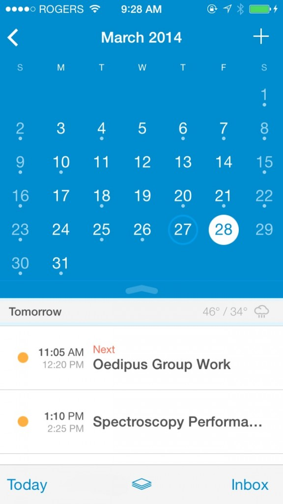 Upto Calendar Is A Godsend When It Comes To Sharing
