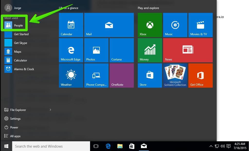 Windows Mail App Using Eas (exchange Activesync)