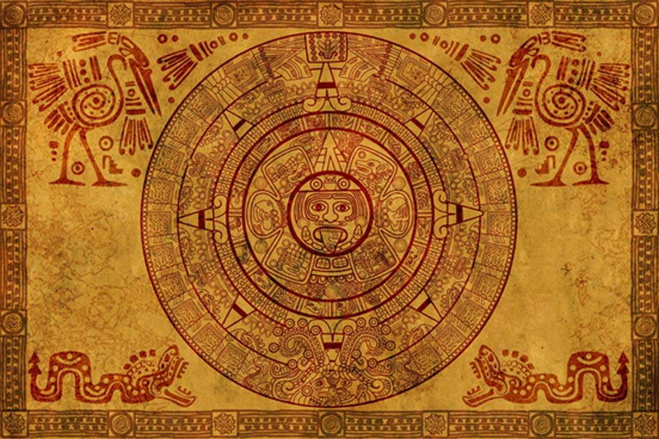 Mayan Calendar Similar To Ancient Chinese  Early Contact