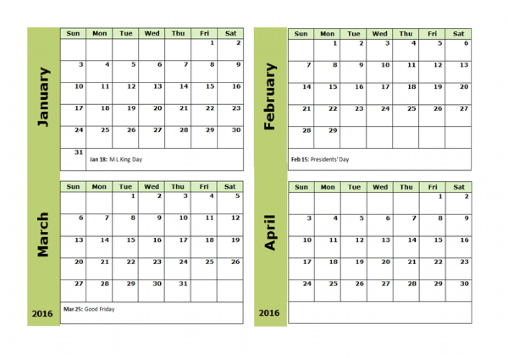 picture relating to 3 Month Calendar Printable titled Printable 3 Thirty day period Calendar Calendar Template 2019