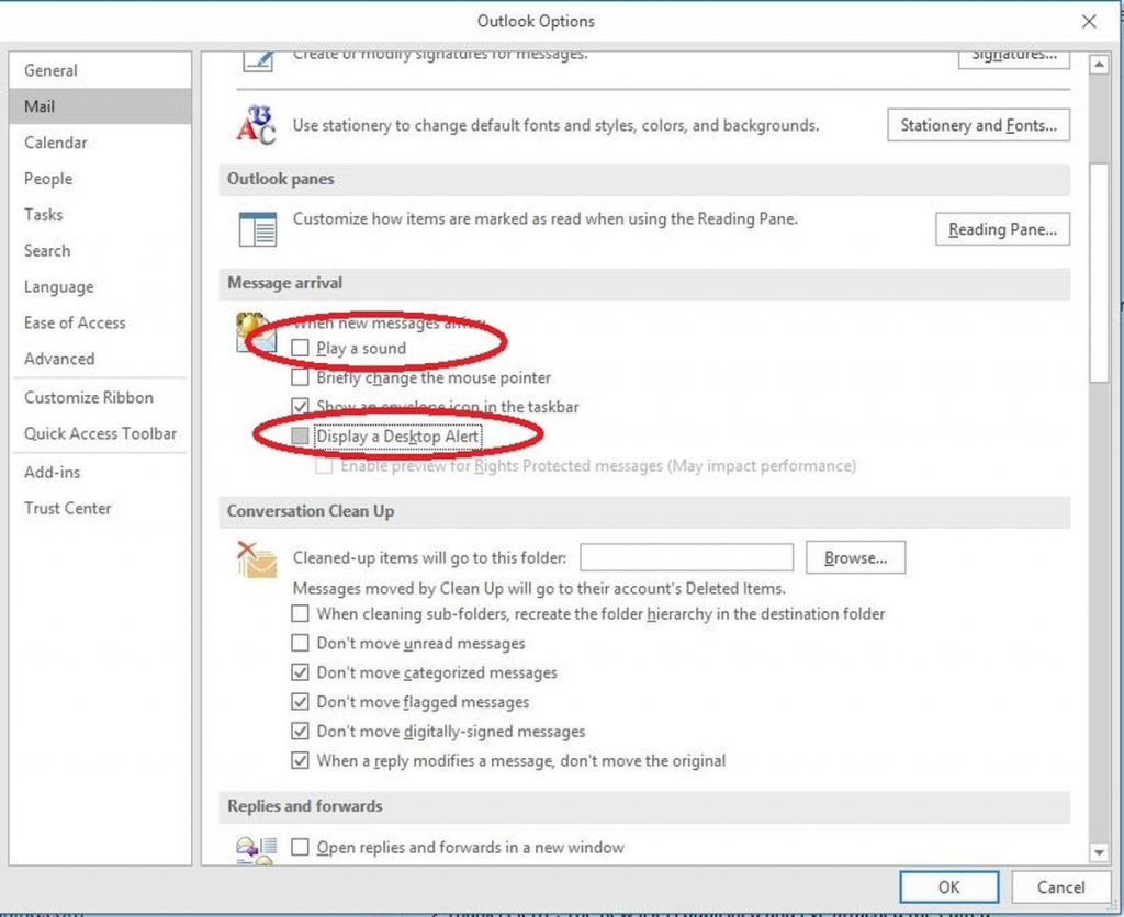 10 things you should never do in outlook techrepublic ask for higher level of outlook calendar permission