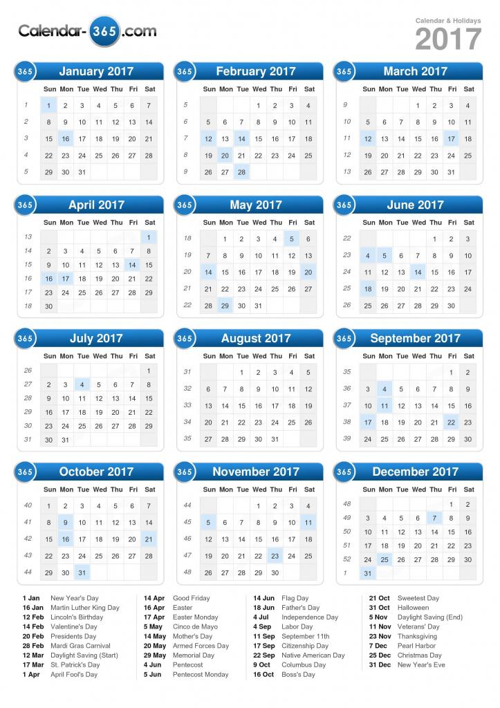 2017 calendar 1117 calendar 1
