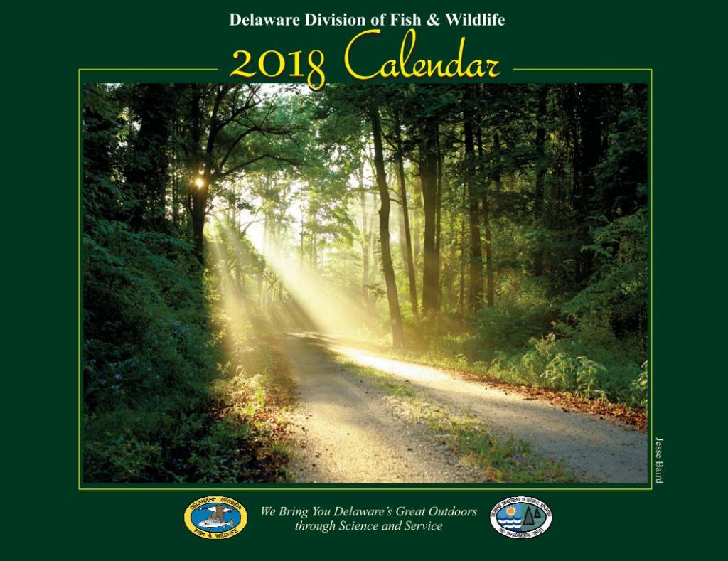 2018 dnrec division of fish wildlife calendar featuring sunrise sunset times calendar 2020