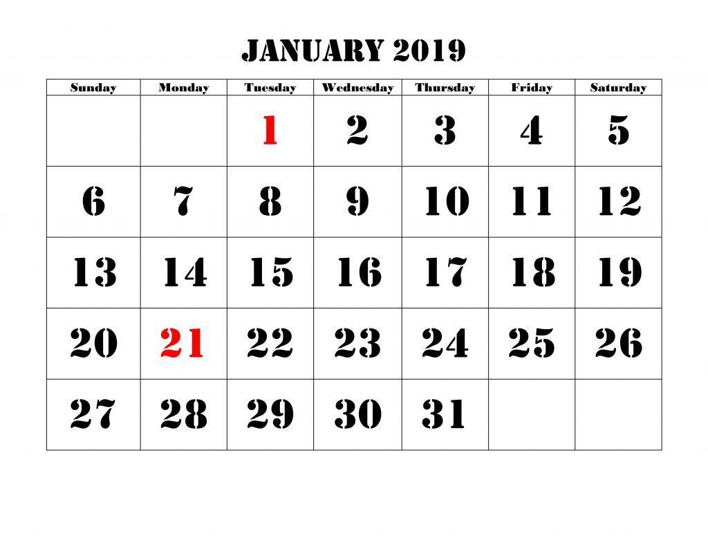 2019 january christmas countdown calendar printable 2020 countdown to chhristmas calander printable