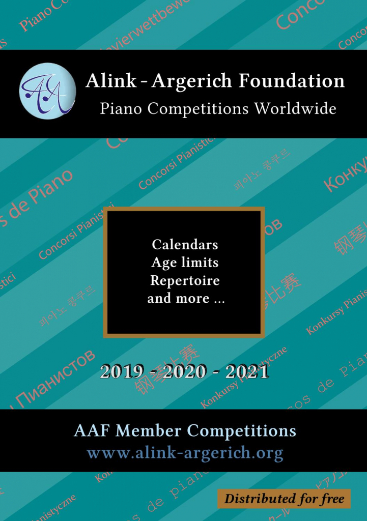 aaf catalogue 2019 alink argerich foundation issuu ham contest calendar 2020