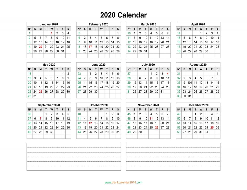 blank calendar 2020 6 week blank calendar 2020