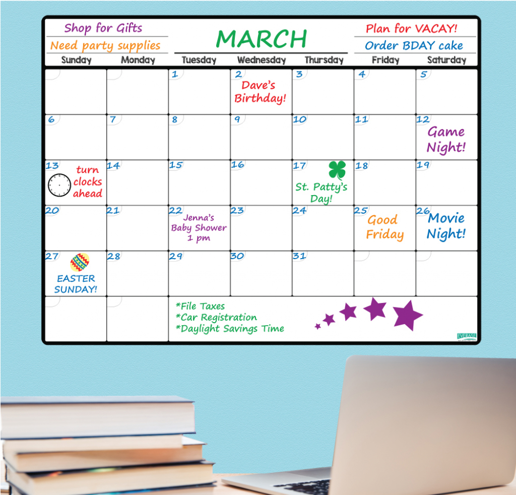 everase re stic dry erase surface monthly planner 12 x 16 in multiple month dry erase planner