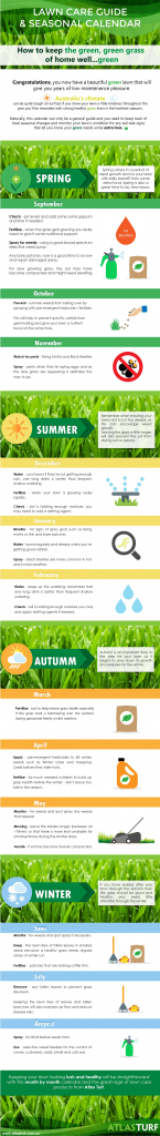 lawn care tips lawn seasonal calendar best guide for a monthly lawn schedule
