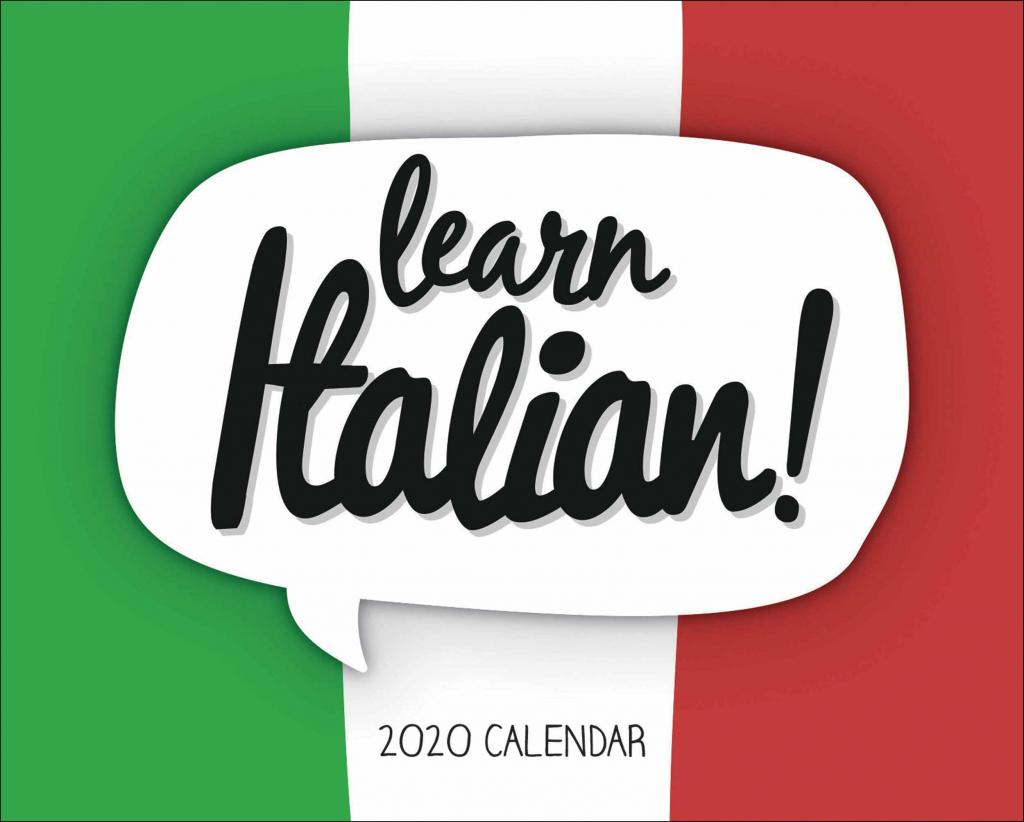 learn italian desk calendar 2020 giorno 136 in calendar 1
