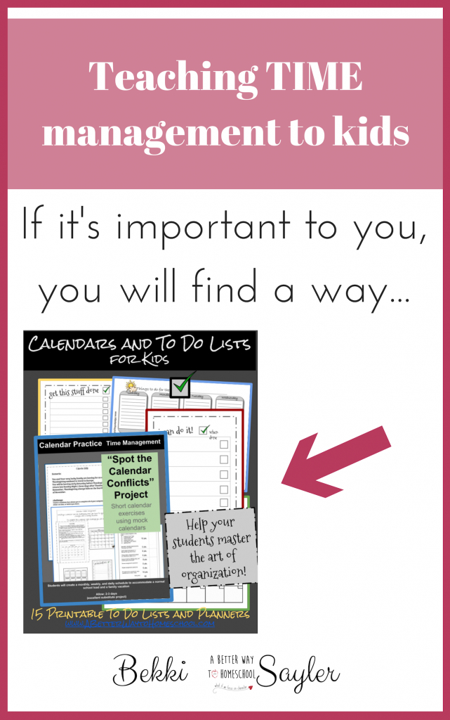 life skills for kids time management is a practical life kids time management calenders