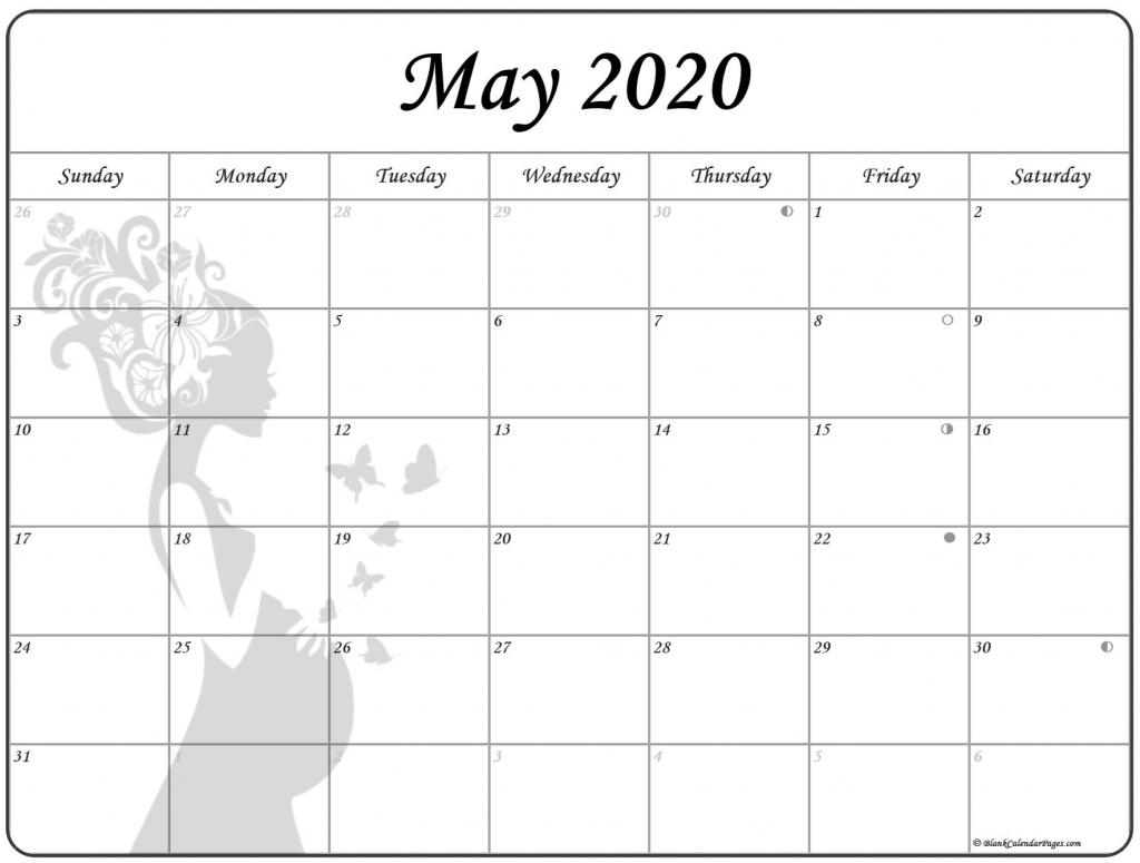 may 2020 pregnancy calendar fertility calendar ovulation calendar 2020