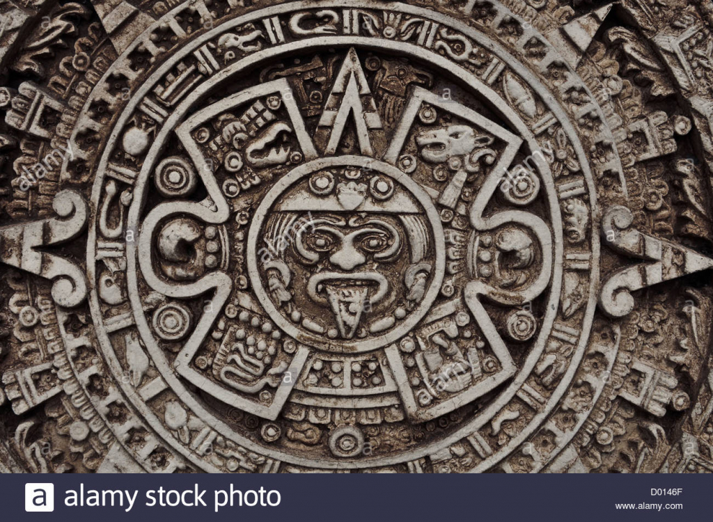 mayan calendar stone stock photos mayan calendar stone pictures of the mayan calendar stone