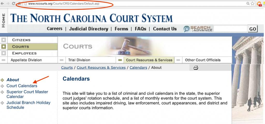 nc court calendar optoev district and superior court calendar nc