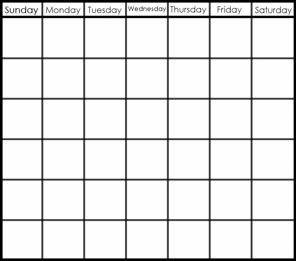 printable 6 week calendar printable 2 week calendar planner printable blank monthly calendar for 6 weeks
