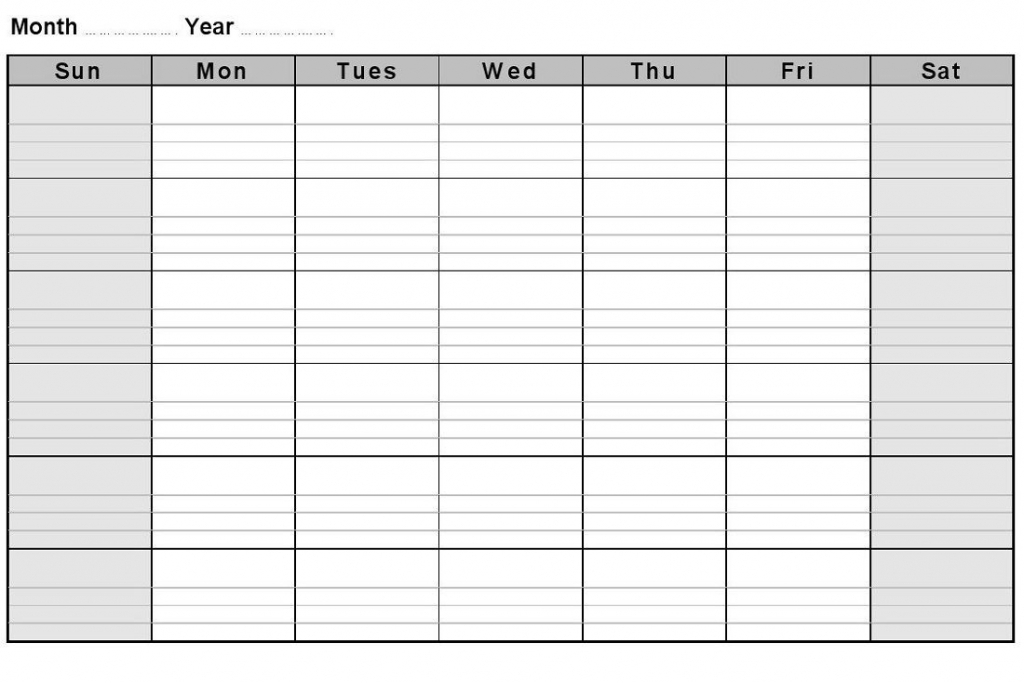 printable blank monthly calendar with lines gallery of calendar with lines
