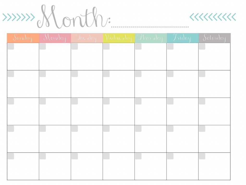85 x 11 monthly calendar calendar design ideas 8 x 11 printable calendars