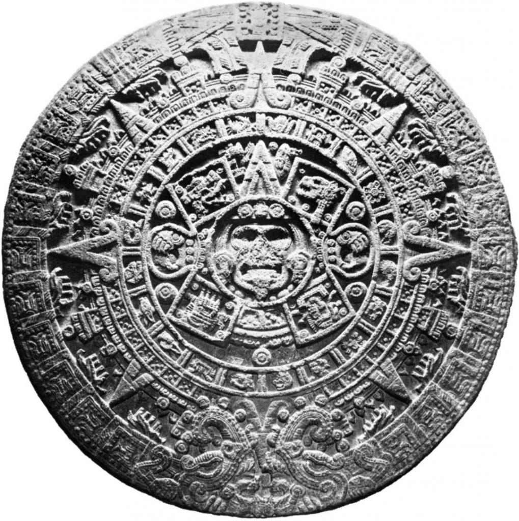 aztec calendar chronology britannica when does rhe mayan caldender end