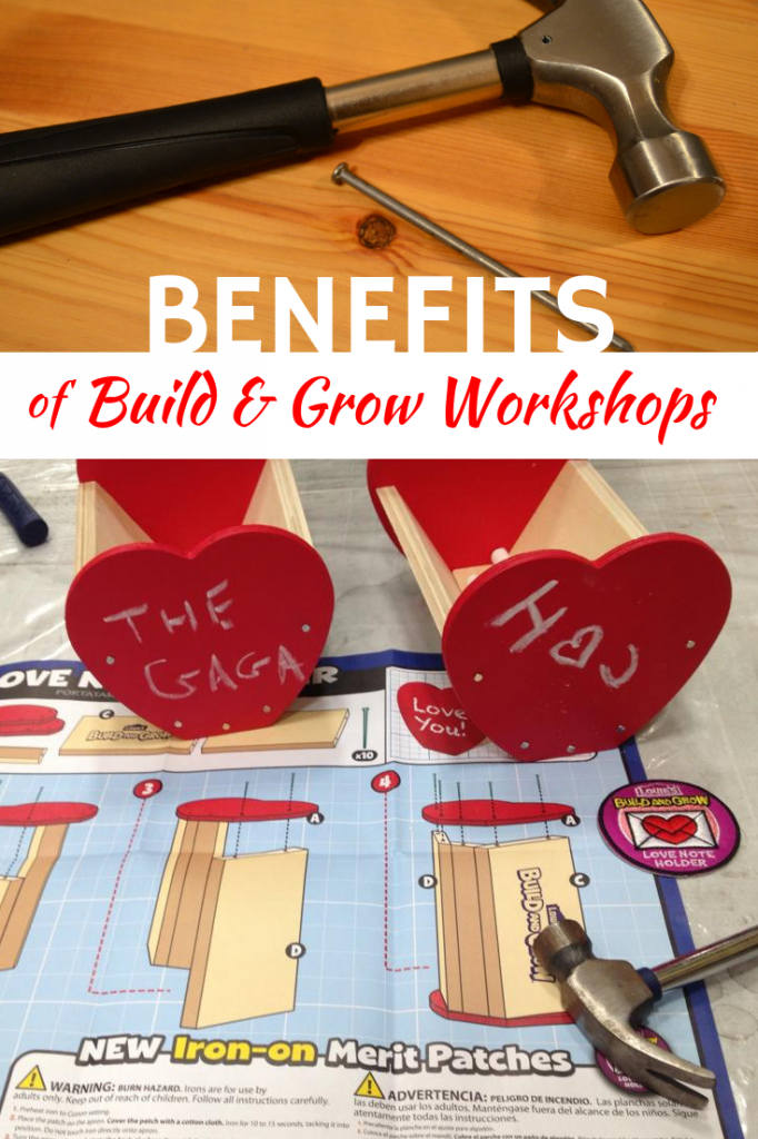 benefits of lowes build grow kids workshop mommy university lowes build and grow schedule 2020