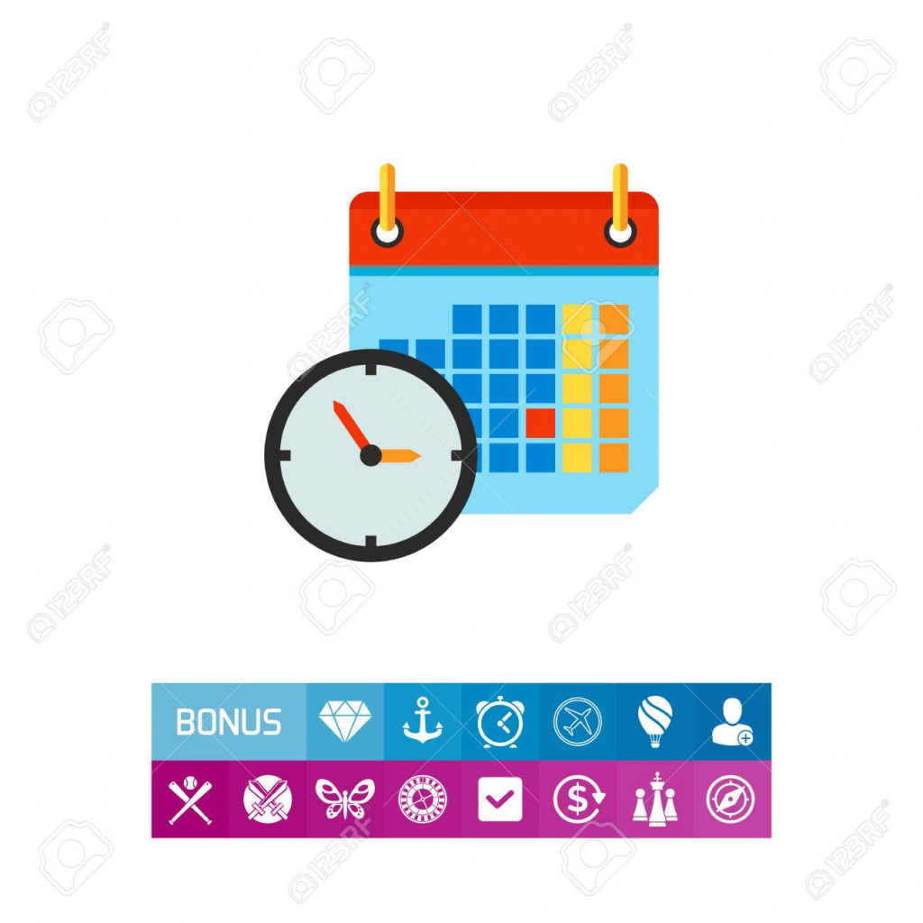clock and calendar in background time shedule date calendar time date calendar
