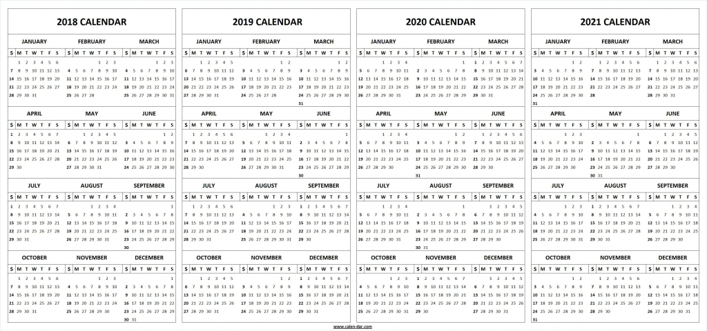 exemplary 5 year calendar printable mini calendar template 5 yea calender 1