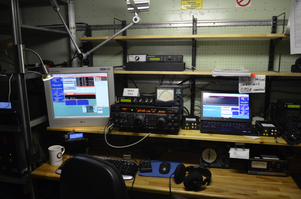 filegerman amateur radio contest station 2017 amaeteru radio contest