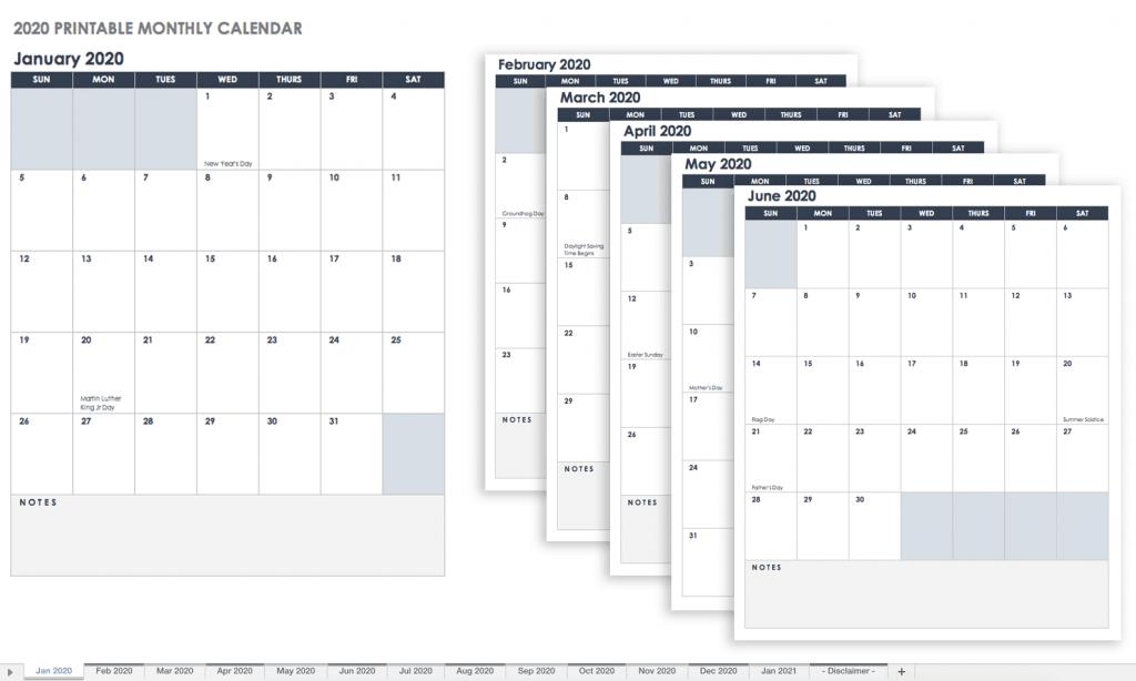 free printable excel calendar templates for 2019 on word calendar wizard 2020