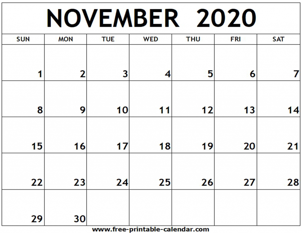 november calendar free 2020 zelaywpartco printable november 2020 weekly calendar with time slots 1