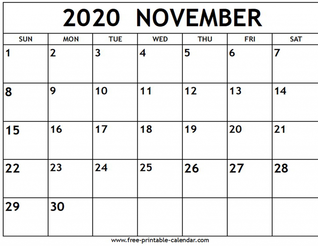 november calendar free 2020 zelaywpartco printable november 2020 weekly calendar with time slots
