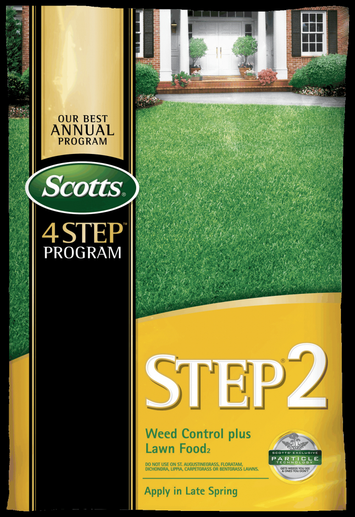 scotts step 2 weed control plus lawn food 2 scotts lawn care