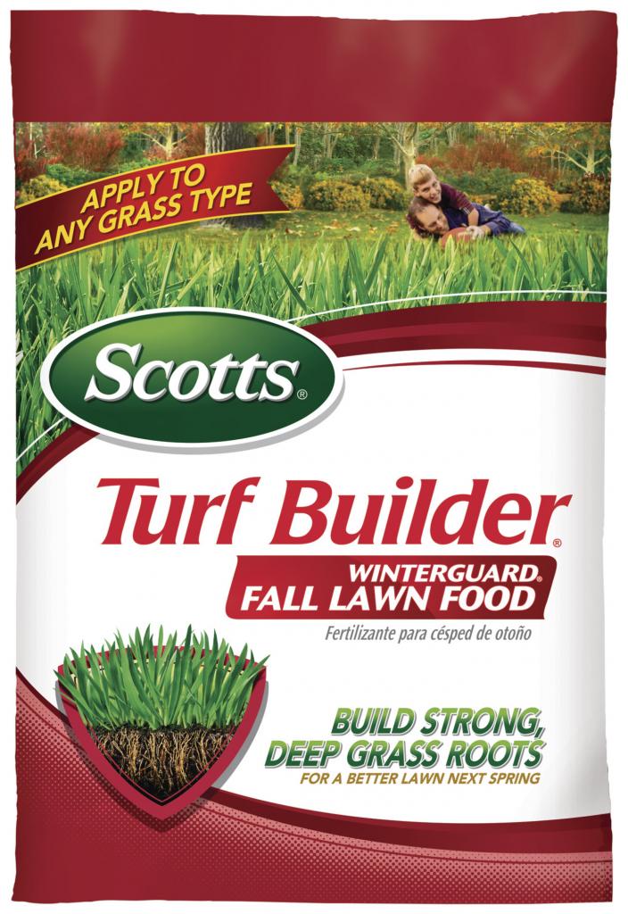 scotts turf builder winterguard fall lawn food scotts lawn care